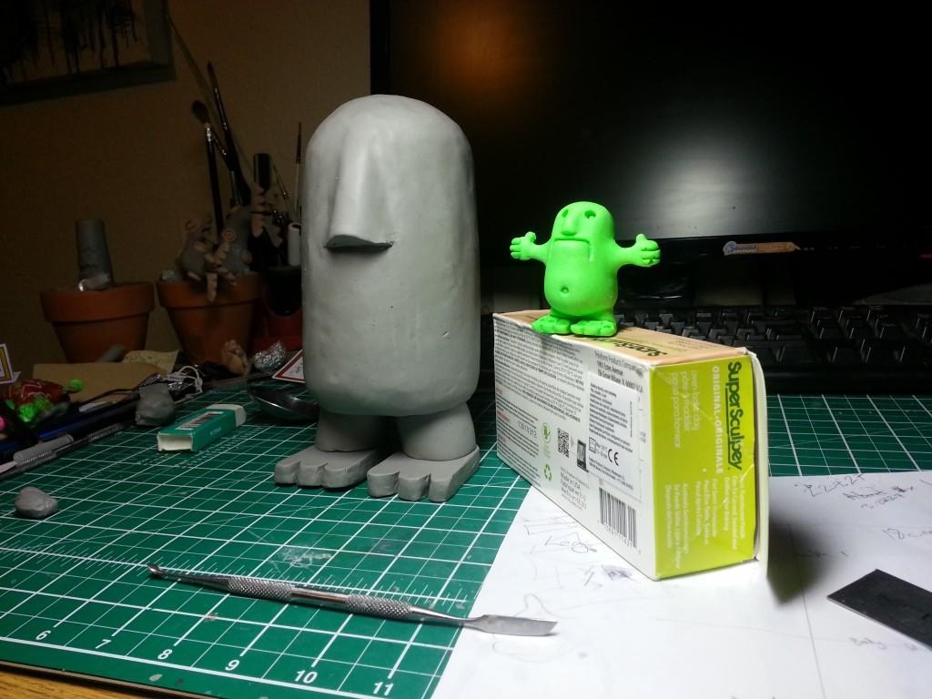 Super Spud - Custom Toy